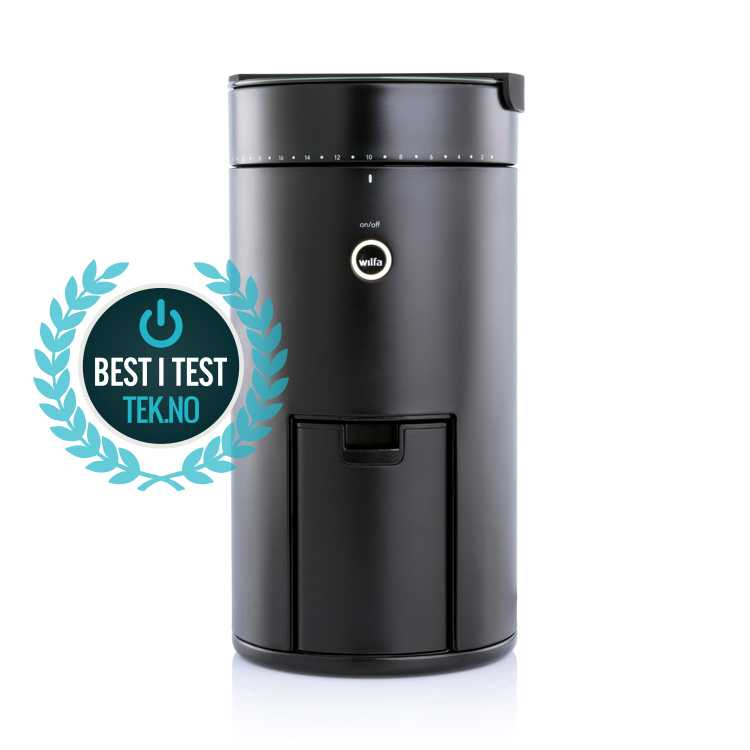 Best i test Coffeegrinder Uniform