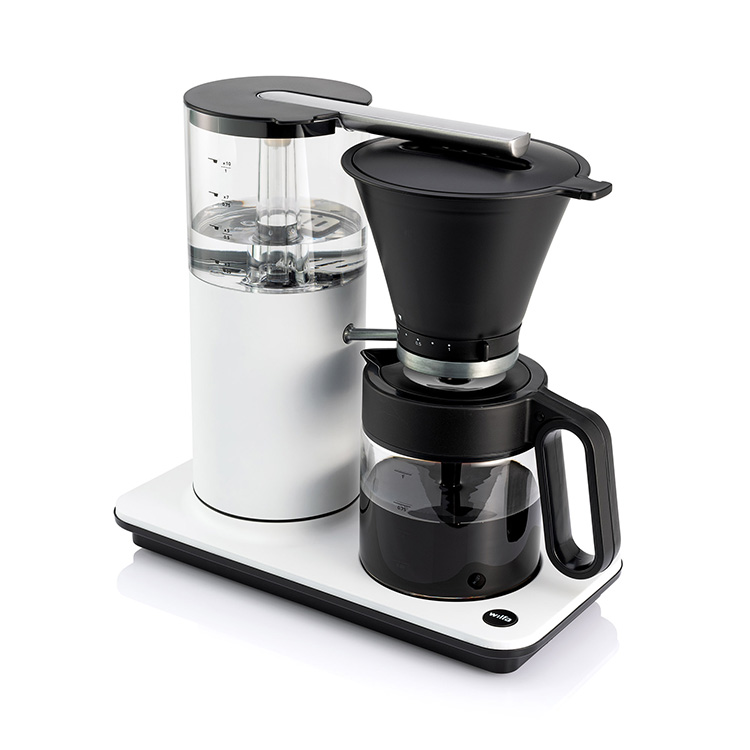 Coffeemaker Classic in matt White CMC-100MW